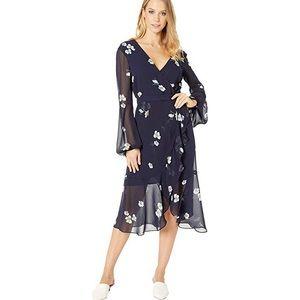 Bardot Poppy Wrap Dress Size US6